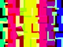 Tiles and bars Stock Image