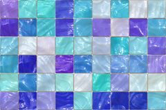 Tiles bathroom. Royalty Free Stock Photography