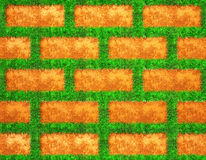 Tiles bricks wall Stock Images