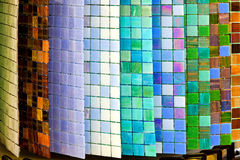Tiles color Stock Photo