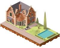 Tiles cottage royalty free stock photos