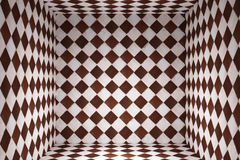 Tiles cube Stock Photo