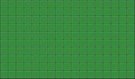 Tiles. 3d render of green tiles texture with black gap Royalty Free Stock Photos