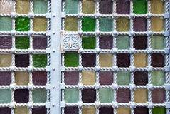 Tiles decoration Royalty Free Stock Images
