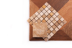 Tiles for decoration in the house Royalty Free Stock Image