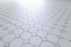 Free Tiles Floor Royalty Free Stock Photography - 55018577