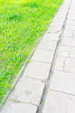 Tiles footpath Royalty Free Stock Photos