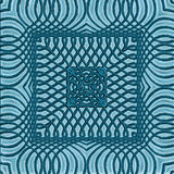Tiles geometric pattern, seamless background for creative ideas Stock Photography