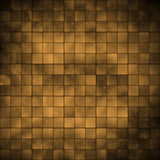 Tiles - gold Stock Photos