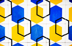 Tiles with modern design Stock Images