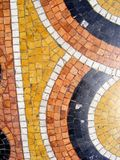 Tiles mosaic Royalty Free Stock Images