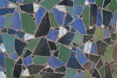 Tiles mosaic royalty free stock photo