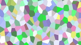 Tiles Mosaic, widescreen. Light mosaic background in widescreen Stock Image