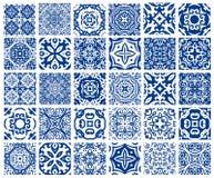 Free Tiles Patterns Set Royalty Free Stock Image - 109756546