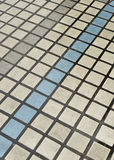 Tiles pavement Royalty Free Stock Image