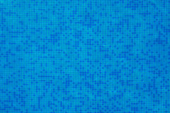 Tiles of a pool Stock Images