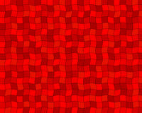 Tiles red Royalty Free Stock Image