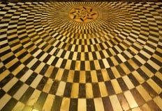 Tiles in a Renaissance Church in Úbeda Royalty Free Stock Photos