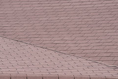 Tiles of a roof Stock Image