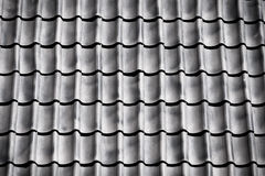 Tiles roof background Stock Image