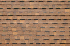 Tiles on the roof Stock Photography