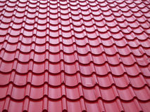 Tiles roof Stock Image