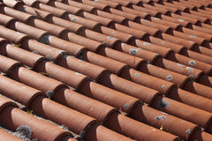 Tiles roof Royalty Free Stock Photo