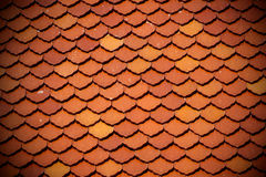 Tiles roof Royalty Free Stock Images
