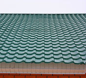 Tiles roof Royalty Free Stock Photography