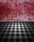 Tiles room Royalty Free Stock Images