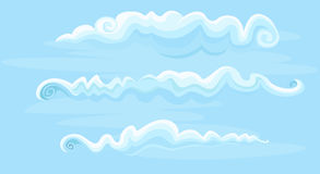 Tiles sky game pack Royalty Free Stock Photo