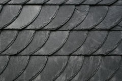 Tiles of Slate Background Stock Images