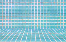 Tiles. Square Tiles on the Wall Stock Image