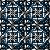 Tiles Squares seamless pattern. Tiled squares geometric pattern. Seamless tile Royalty Free Stock Photography