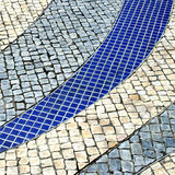 Tiles and stones Royalty Free Stock Photos
