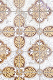 Tiles with symbols Royalty Free Stock Photo