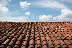 Tiles to the sky Stock Photos
