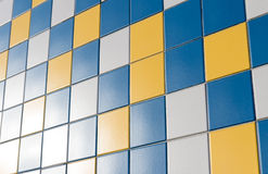 Tiles wall Stock Photos