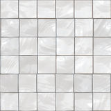 tiles white Arkivfoton