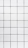 Tiles, white marble floor, background. Royalty Free Stock Photography