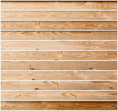 Tiles of wood floor isolated Royalty Free Stock Photos