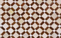 Tilework Zellige марокканца стоковые фото