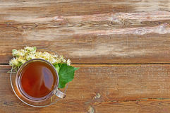 Tilia Tea Royalty Free Stock Photography