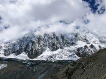 Tilicho peak, Nepal Royalty Free Stock Images