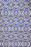 Tiling. Background in Seville, Spain Royalty Free Stock Photo