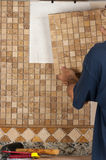 Tiling Stock Image