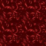 Tiling flower texture royalty free illustration