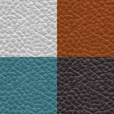 Tiling leather pattern Royalty Free Stock Photography