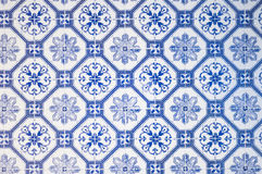 Tiling, Lisbon stock photography