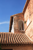 Tiling Roof Royalty Free Stock Images
